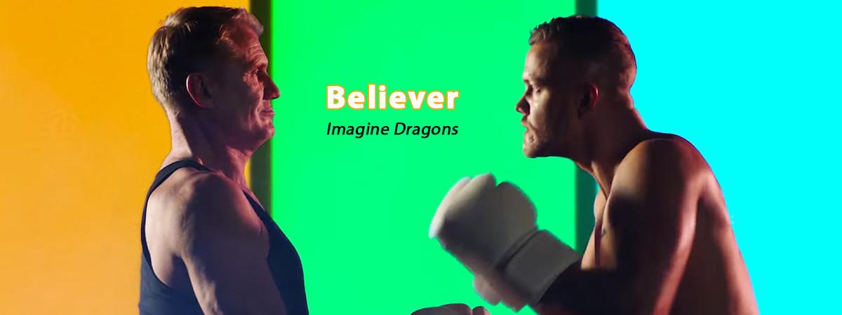Imagine Dragons, Believer