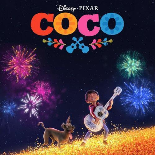 Adrian Molina, Un Poco Loco (from 'Coco'), Beginner Piano, sheet music, piano notes, chords, song, artist, awards, billboard, mtv, vh1, tour, single, album, release