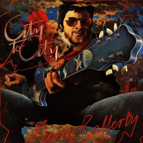 Gerry Rafferty, Baker Street, Piano, Vocal & Guitar (Right-Hand Melody), sheet music, piano notes, chords, song, artist, awards, billboard, mtv, vh1, tour, single, album, release