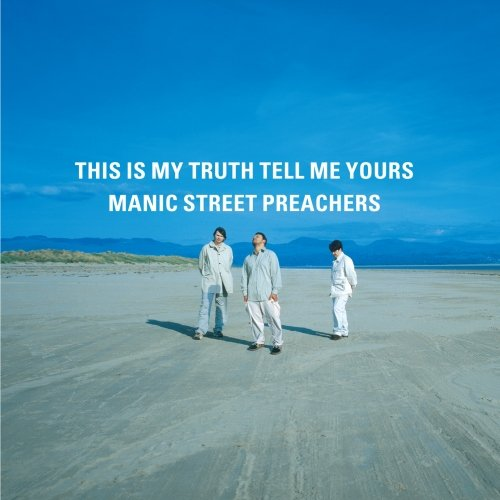 Manic Street Preachers, Everlasting, Piano, Vocal & Guitar, sheet music, piano notes, chords, song, artist, awards, billboard, mtv, vh1, tour, single, album, release
