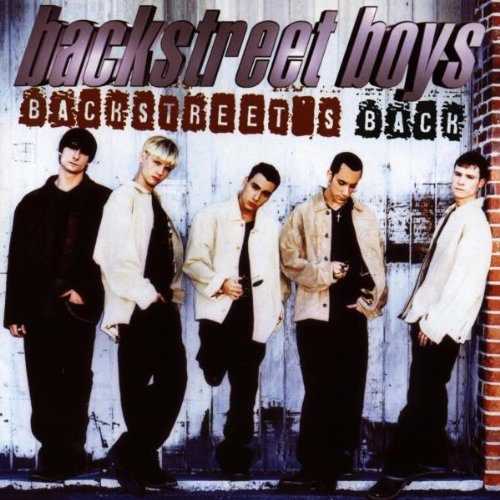 Backstreet Boys, Everybody (Backstreet's Back), Piano, Vocal & Guitar, sheet music, piano notes, chords, song, artist, awards, billboard, mtv, vh1, tour, single, album, release