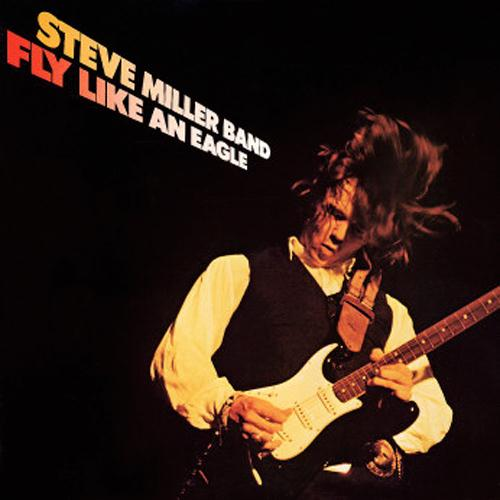 The Steve Miller Band, Fly Like An Eagle, Piano, Vocal & Guitar (Right-Hand Melody), sheet music, piano notes, chords, song, artist, awards, billboard, mtv, vh1, tour, single, album, release