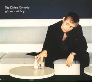 The Divine Comedy, Gin Soaked Boy, Piano, Vocal & Guitar, sheet music, piano notes, chords, song, artist, awards, billboard, mtv, vh1, tour, single, album, release