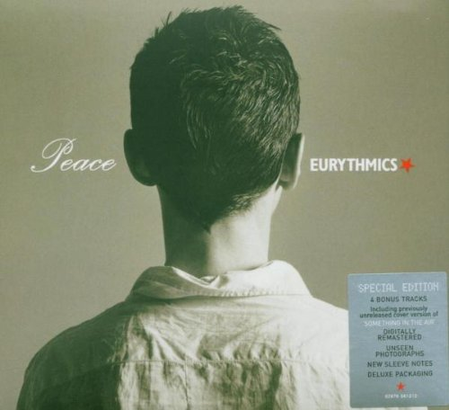 Eurythmics, I Saved The World Today, Piano, Vocal & Guitar, sheet music, piano notes, chords, song, artist, awards, billboard, mtv, vh1, tour, single, album, release