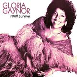 Gloria Gaynor, I Will Survive, Piano, Vocal & Guitar (Right-Hand Melody), sheet music, piano notes, chords, song, artist, awards, billboard, mtv, vh1, tour, single, album, release