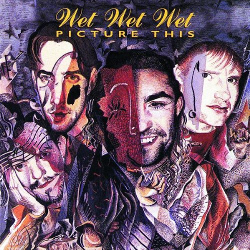 Wet Wet Wet, Love Is All Around, Piano, Vocal & Guitar (Right-Hand Melody), sheet music, piano notes, chords, song, artist, awards, billboard, mtv, vh1, tour, single, album, release