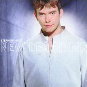 Stephen Gately, New Beginning, Piano, Vocal & Guitar (Right-Hand Melody), sheet music, piano notes, chords, song, artist, awards, billboard, mtv, vh1, tour, single, album, release