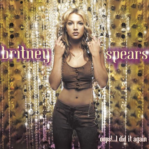 Britney Spears, Oops! I Did It Again, Piano, Vocal & Guitar, sheet music, piano notes, chords, song, artist, awards, billboard, mtv, vh1, tour, single, album, release