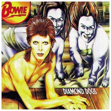 David Bowie, Diamond Dogs, Piano, Vocal & Guitar, sheet music, piano notes, chords, song, artist, awards, billboard, mtv, vh1, tour, single, album, release