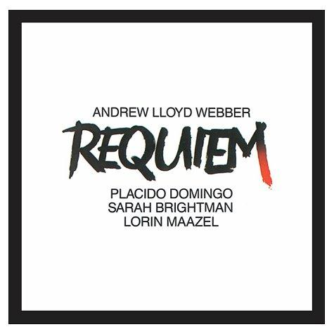 Andrew Lloyd Webber, Pie Jesu (from Requiem), Piano, Vocal & Guitar, sheet music, piano notes, chords, song, artist, awards, billboard, mtv, vh1, tour, single, album, release