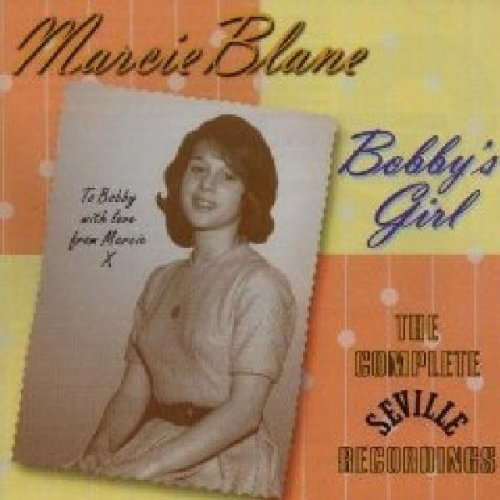 Marcie Blane, Bobby's Girl, Melody Line, Lyrics & Chords, sheet music, piano notes, chords, song, artist, awards, billboard, mtv, vh1, tour, single, album, release