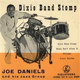 Joe Daniels, Dixie Band Stomp, Melody Line & Chords, sheet music, piano notes, chords, song, artist, awards, billboard, mtv, vh1, tour, single, album, release