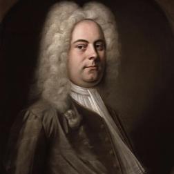 George Frideric Handel, Hornpipe (from The Water Music Suite), Melody Line & Chords, sheet music, piano notes, chords, song, artist, awards, billboard, mtv, vh1, tour, single, album, release