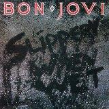 Bon Jovi, Livin' On A Prayer, Melody Line, Lyrics & Chords, sheet music, piano notes, chords, song, artist, awards, billboard, mtv, vh1, tour, single, album, release