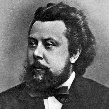 Modest Mussorgsky, Promenade (from Pictures At An Exhibition), Melody Line & Chords, sheet music, piano notes, chords, song, artist, awards, billboard, mtv, vh1, tour, single, album, release