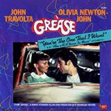 Olivia Newton-John and John Travolta, You're The One That I Want (from Grease), Melody Line, Lyrics & Chords, sheet music, piano notes, chords, song, artist, awards, billboard, mtv, vh1, tour, single, album, release
