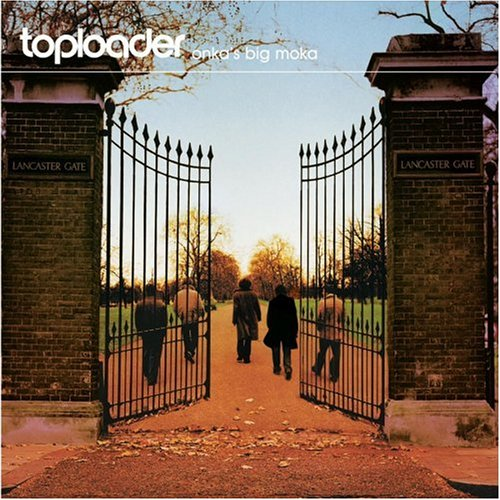 Toploader, Achilles Heel, Piano, Vocal & Guitar, sheet music, piano notes, chords, song, artist, awards, billboard, mtv, vh1, tour, single, album, release