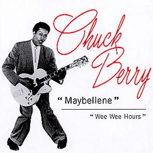 Chuck Berry, Maybellene, Melody Line, Lyrics & Chords, sheet music, piano notes, chords, song, artist, awards, billboard, mtv, vh1, tour, single, album, release