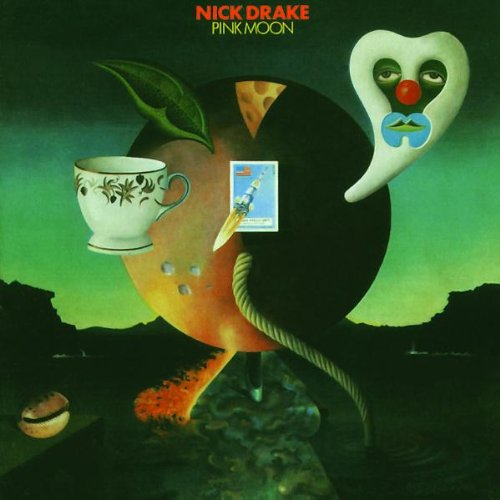 Nick Drake, Pink Moon, Piano, Vocal & Guitar, sheet music, piano notes, chords, song, artist, awards, billboard, mtv, vh1, tour, single, album, release