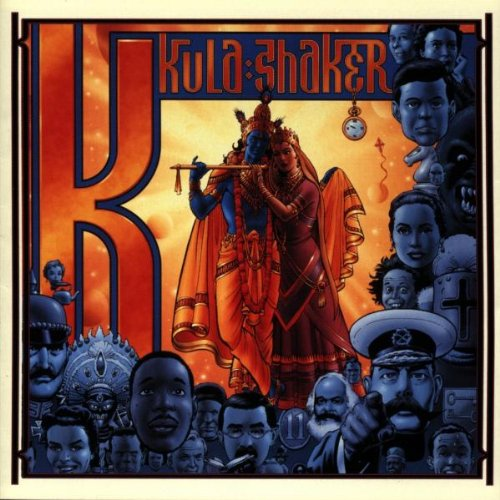 Kula Shaker, Knight On The Town, Piano, Vocal & Guitar (Right-Hand Melody), sheet music, piano notes, chords, song, artist, awards, billboard, mtv, vh1, tour, single, album, release