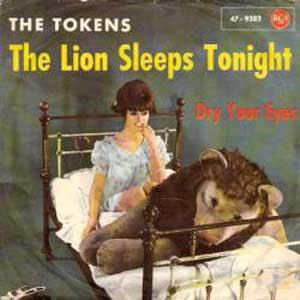 Tokens, The Lion Sleeps Tonight, Ukulele, sheet music, piano notes, chords, song, artist, awards, billboard, mtv, vh1, tour, single, album, release