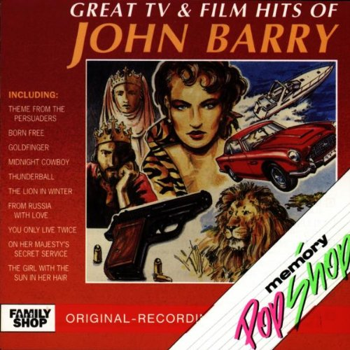 John Barry, The Ipcress File, Piano, sheet music, piano notes, chords, song, artist, awards, billboard, mtv, vh1, tour, single, album, release