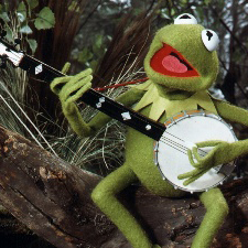 Kermit The Frog, The Rainbow Connection, Piano, Vocal & Guitar (Right-Hand Melody), sheet music, piano notes, chords, song, artist, awards, billboard, mtv, vh1, tour, single, album, release