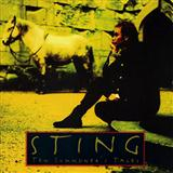 Sting, Fields Of Gold, Tenor Saxophone, sheet music, piano notes, chords, song, artist, awards, billboard, mtv, vh1, tour, single, album, release