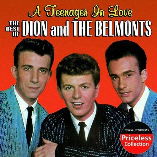 Dion & The Belmonts, A Teenager In Love, Piano, Vocal & Guitar (Right-Hand Melody), sheet music, piano notes, chords, song, artist, awards, billboard, mtv, vh1, tour, single, album, release