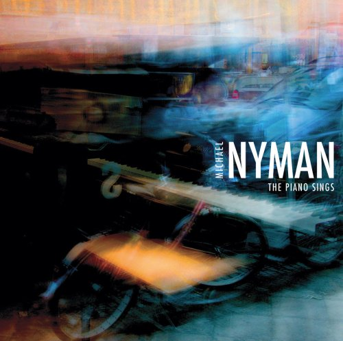 Michael Nyman, Debbie (from Wonderland), Piano, sheet music, piano notes, chords, song, artist, awards, billboard, mtv, vh1, tour, single, album, release