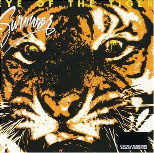 Survivor, Eye Of The Tiger, Guitar Tab, sheet music, piano notes, chords, song, artist, awards, billboard, mtv, vh1, tour, single, album, release