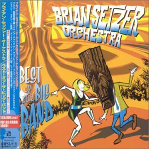 The Brian Setzer Orchestra, Jump, Jive An' Wail, Piano, Vocal & Guitar (Right-Hand Melody), sheet music, piano notes, chords, song, artist, awards, billboard, mtv, vh1, tour, single, album, release