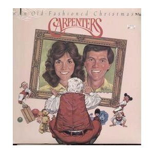 Carpenters, An Old Fashioned Christmas, Piano, Vocal & Guitar (Right-Hand Melody), sheet music, piano notes, chords, song, artist, awards, billboard, mtv, vh1, tour, single, album, release