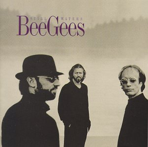Bee Gees, Alone, Piano, Vocal & Guitar (Right-Hand Melody), sheet music, piano notes, chords, song, artist, awards, billboard, mtv, vh1, tour, single, album, release