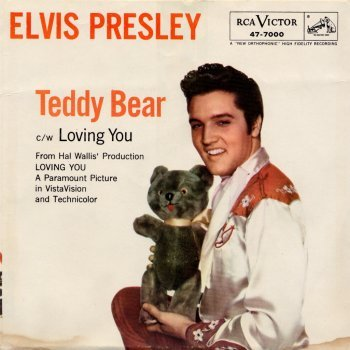 Elvis Presley, (Let Me Be Your) Teddy Bear, Piano, Vocal & Guitar (Right-Hand Melody), sheet music, piano notes, chords, song, artist, awards, billboard, mtv, vh1, tour, single, album, release