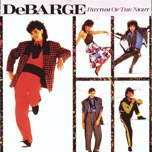 DeBarge, Rhythm Of The Night, Piano, Vocal & Guitar (Right-Hand Melody), sheet music, piano notes, chords, song, artist, awards, billboard, mtv, vh1, tour, single, album, release