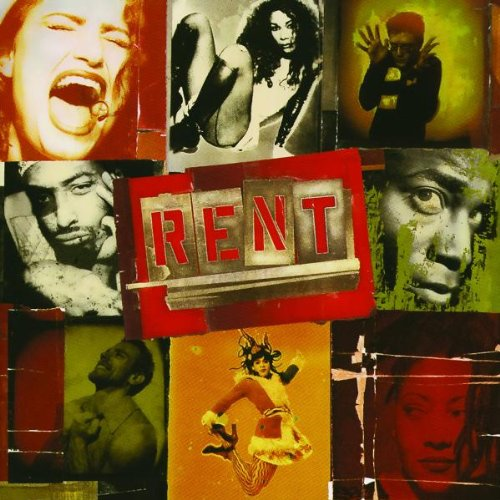 Jonathan Larson, Rent, Piano, Vocal & Guitar (Right-Hand Melody), sheet music, piano notes, chords, song, artist, awards, billboard, mtv, vh1, tour, single, album, release