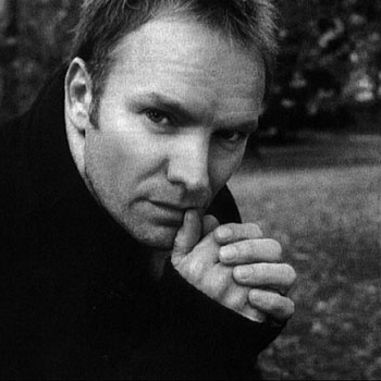 Sting, Perfect World, Piano, Vocal & Guitar (Right-Hand Melody), sheet music, piano notes, chords, song, artist, awards, billboard, mtv, vh1, tour, single, album, release