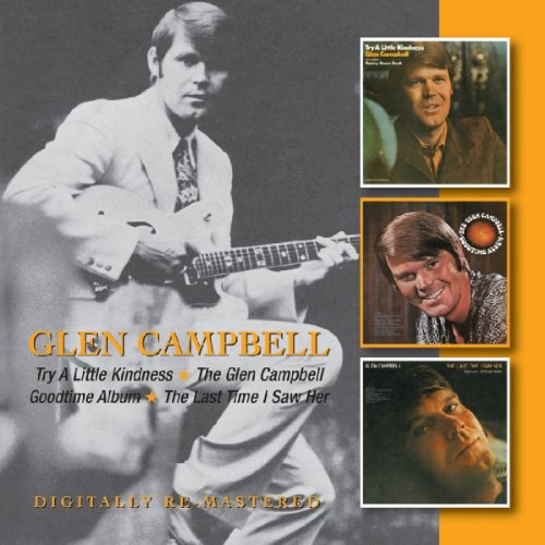 Glen Campbell, Dream Baby (How Long Must I Dream), Piano, Vocal & Guitar (Right-Hand Melody), sheet music, piano notes, chords, song, artist, awards, billboard, mtv, vh1, tour, single, album, release