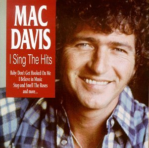 Mac Davis, I Believe In Music, Piano, Vocal & Guitar (Right-Hand Melody), sheet music, piano notes, chords, song, artist, awards, billboard, mtv, vh1, tour, single, album, release