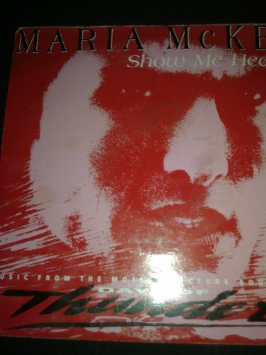 Maria McKee, Show Me Heaven, Piano, sheet music, piano notes, chords, song, artist, awards, billboard, mtv, vh1, tour, single, album, release