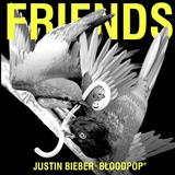 Justin Bieber, Friends (feat. BloodPop), Piano, Vocal & Guitar (Right-Hand Melody), sheet music, piano notes, chords, song, artist, awards, billboard, mtv, vh1, tour, single, album, release