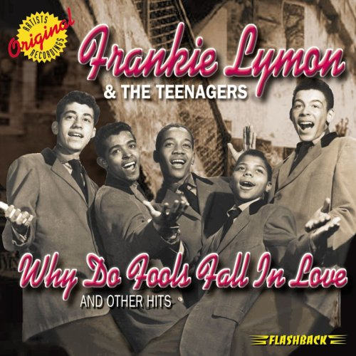 Frankie Lymon & The Teenagers, Why Do Fools Fall In Love, Piano, Vocal & Guitar (Right-Hand Melody), sheet music, piano notes, chords, song, artist, awards, billboard, mtv, vh1, tour, single, album, release