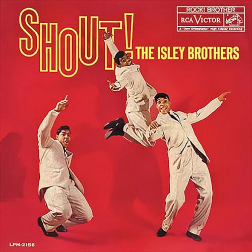 The Isley Brothers, Shout, Piano, Vocal & Guitar (Right-Hand Melody), sheet music, piano notes, chords, song, artist, awards, billboard, mtv, vh1, tour, single, album, release