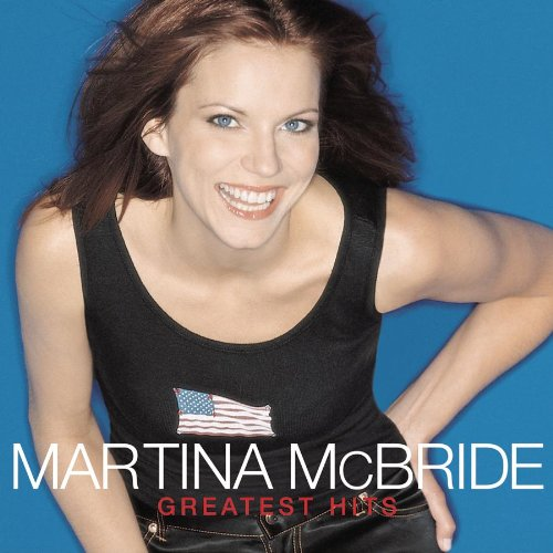 Martina McBride, Blessed, Piano, Vocal & Guitar (Right-Hand Melody), sheet music, piano notes, chords, song, artist, awards, billboard, mtv, vh1, tour, single, album, release