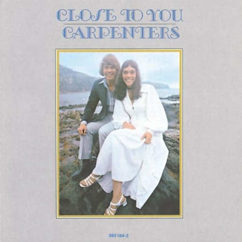 Carpenters, We've Only Just Begun, Piano (Big Notes), sheet music, piano notes, chords, song, artist, awards, billboard, mtv, vh1, tour, single, album, release