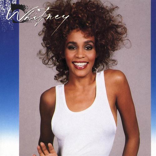 Whitney Houston, I Wanna Dance With Somebody, Piano, Vocal & Guitar (Right-Hand Melody), sheet music, piano notes, chords, song, artist, awards, billboard, mtv, vh1, tour, single, album, release