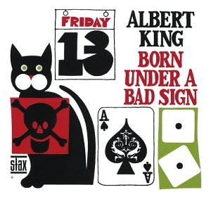 Albert King, Born Under A Bad Sign, Piano, Vocal & Guitar (Right-Hand Melody), sheet music, piano notes, chords, song, artist, awards, billboard, mtv, vh1, tour, single, album, release