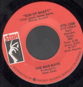 The Bar-Kays, Son Of Shaft, Piano, Vocal & Guitar (Right-Hand Melody), sheet music, piano notes, chords, song, artist, awards, billboard, mtv, vh1, tour, single, album, release