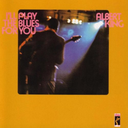 Albert King, I'll Play The Blues For You, Piano, Vocal & Guitar (Right-Hand Melody), sheet music, piano notes, chords, song, artist, awards, billboard, mtv, vh1, tour, single, album, release